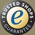 Für ein sicheres Gefühl: Valentins bietet Ihnen die Trusted Shops Garantie.